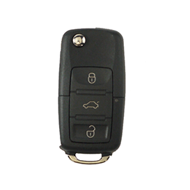 3 Button car key for a ford Mondeo